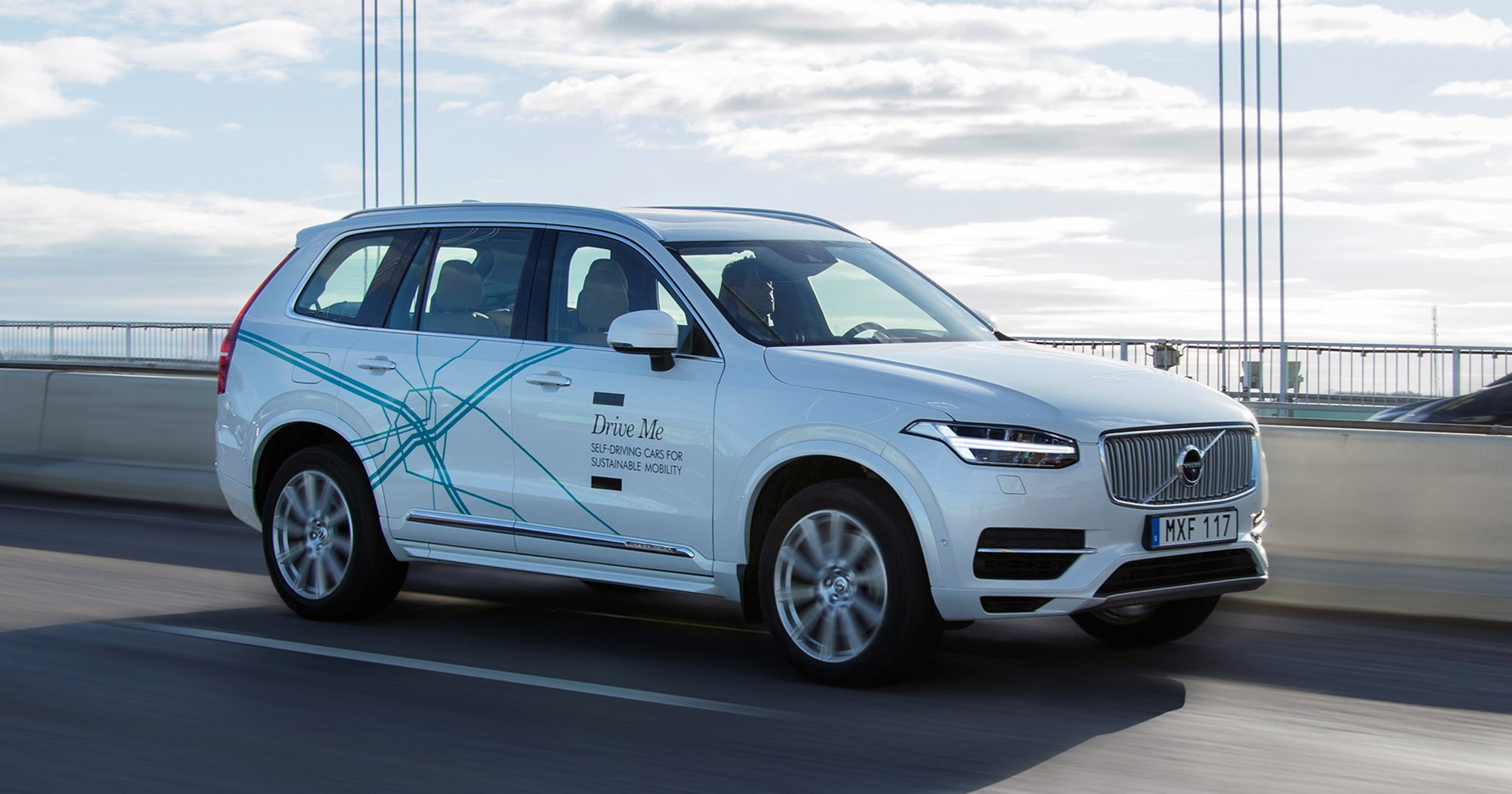 Volvo Cars Drive Me program – 100 self-driving cars in Gothenburg ...